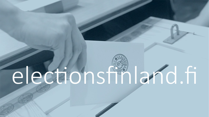 ElectionsFinland.fi-website